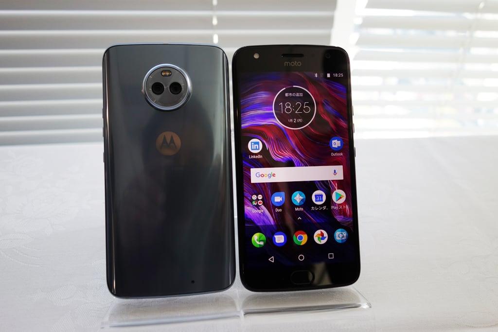 モトローラがSIMフリースマートフォン『Moto X4』を発売 『Moto Z』専用拡張モジュール『Moto Mods』にはゲームパッドと360°カメラを追加