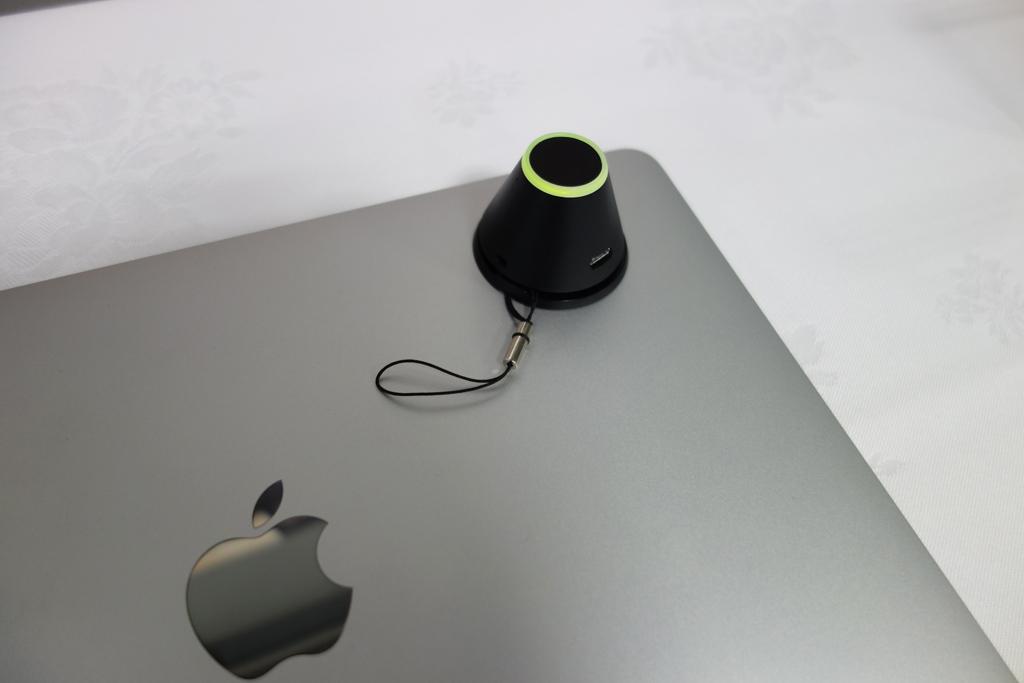 離席時に持ち物を見守るモニタリングデバイス『トレネ』 キングジムがクラウドファンディングプロジェクトを公開