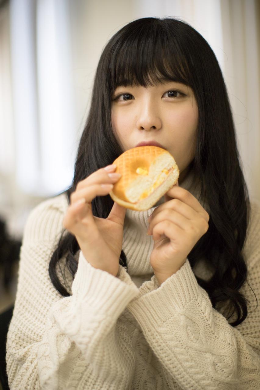谷口彩菜(GetNews model)