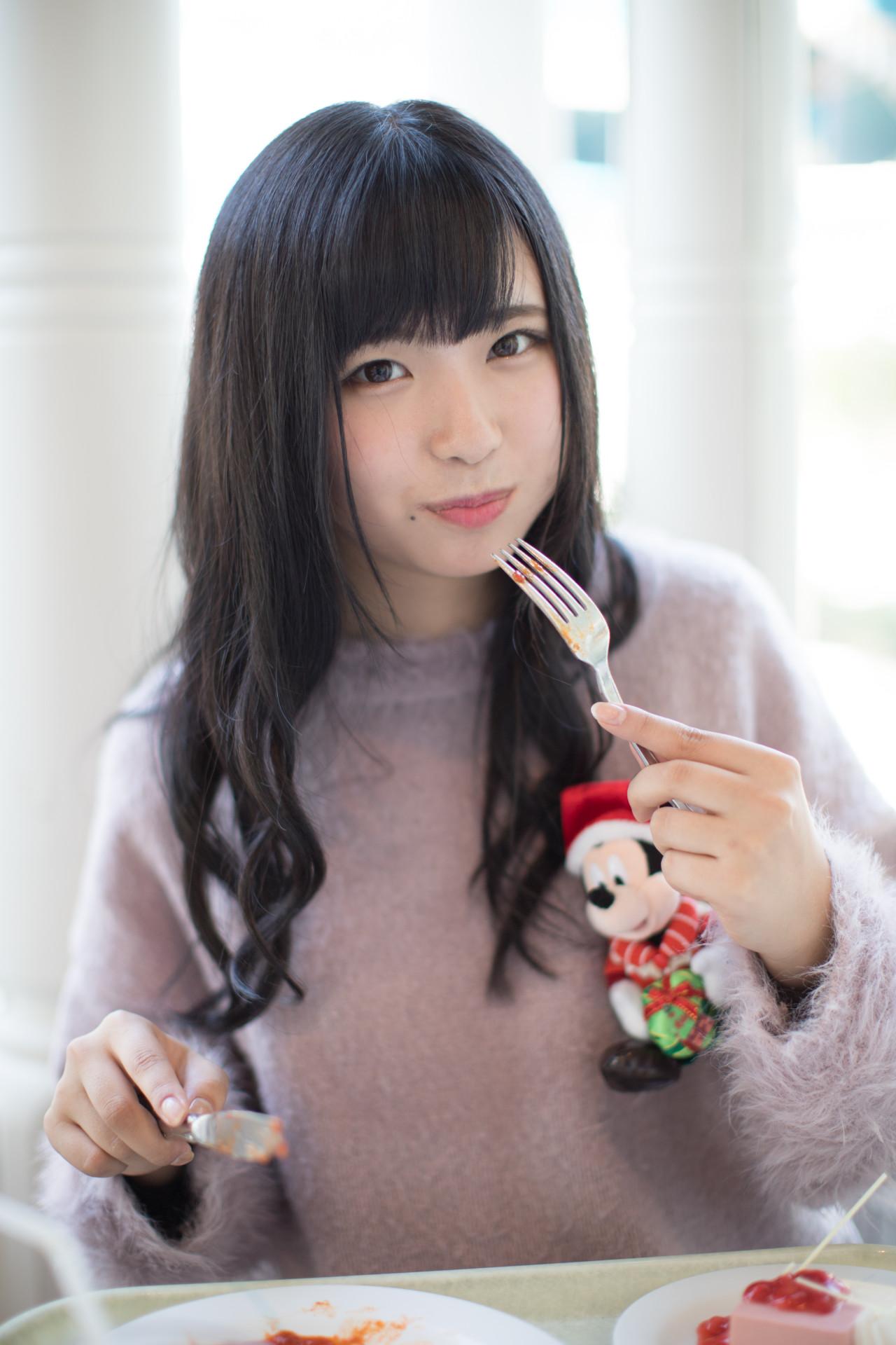 東京ディズニーランド『クリスマス・ファンタジー』谷口彩菜さん