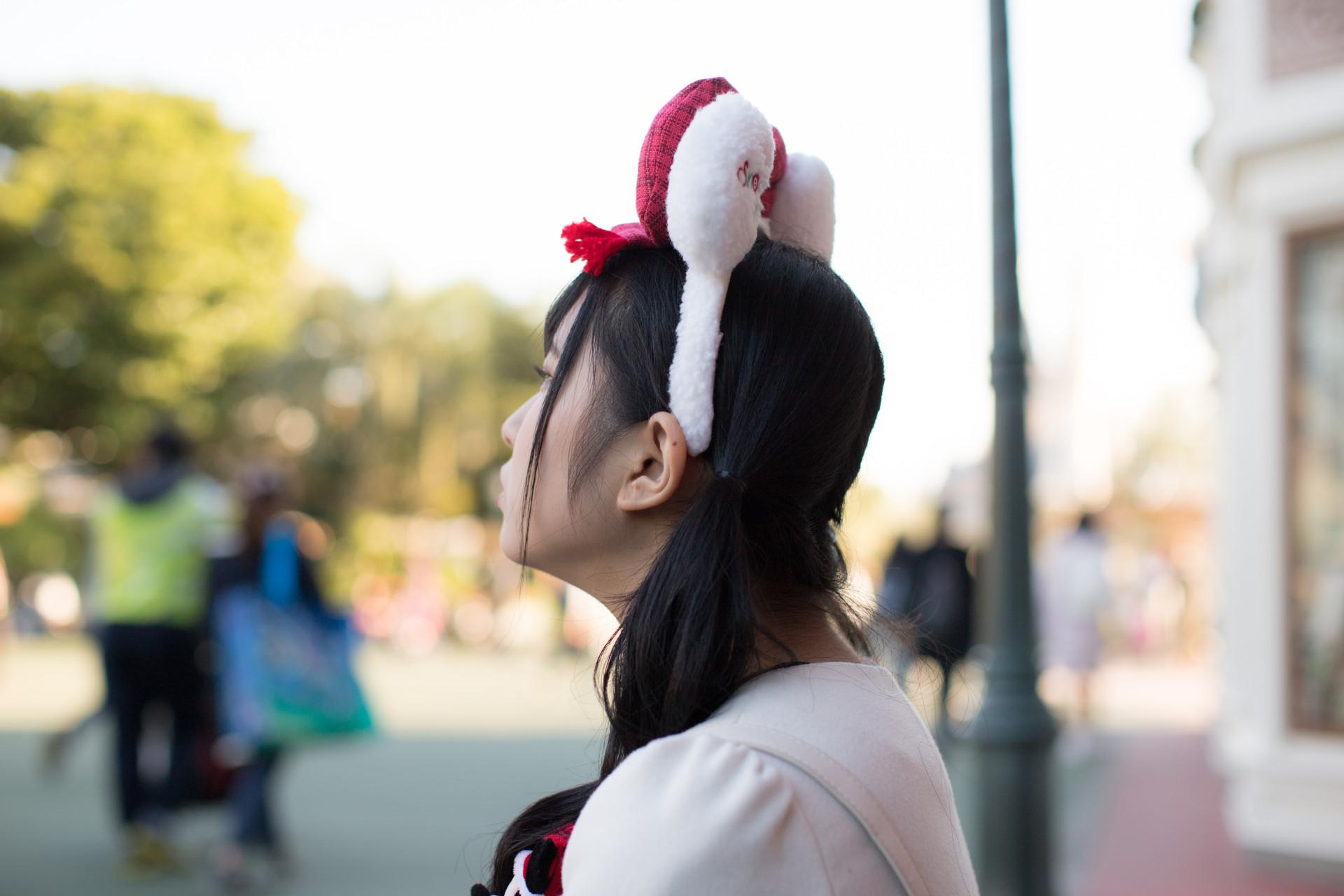 東京ディズニーランド『クリスマス・ファンタジー』#4 谷口彩菜さんと