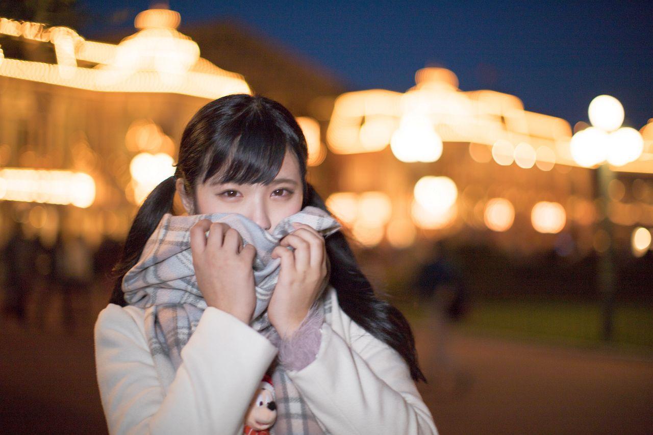 東京ディズニーランド『クリスマス・ファンタジー』 谷口彩菜さん