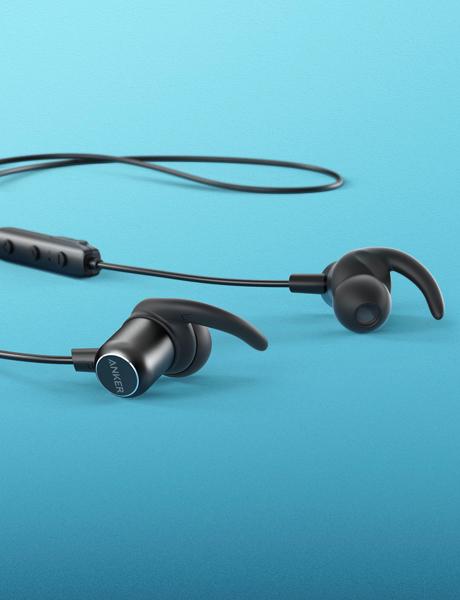 今日だけ1000円オフ! アンカー・ジャパンが高音質で防水・防汗性を高めたBluetoothイヤホン『Anker Sound Buds Slim+』を発売