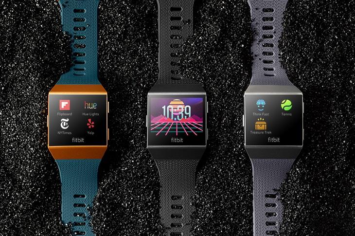 Fitbit初のスマートウォッチ『Fitbit Ionic』は1月18日発売へ 価格は3万6000円