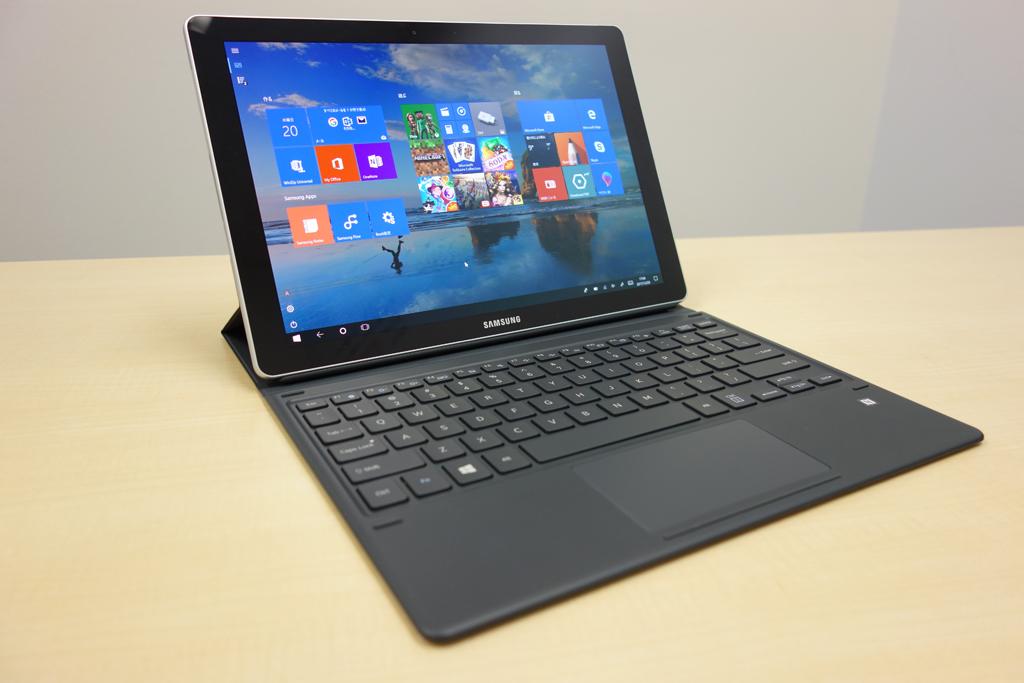 コストコで買える2 in 1 Windowsタブレット『Galaxy Book 12.0』レビュー