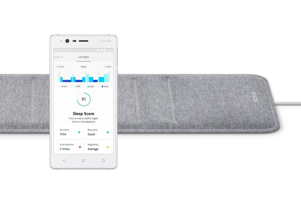 NokiaがIFTTTでスマートホーム機器と連携可能な睡眠センサーと健康管理アプリのAmazon Alexa対応を発表