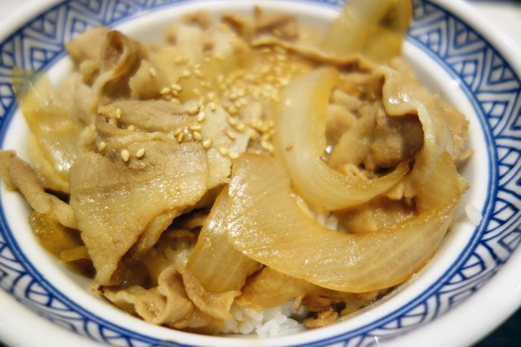 昼飯に豚丼を食べながら「昼飯の角度」と「豚飯」について考察してみた[PR]