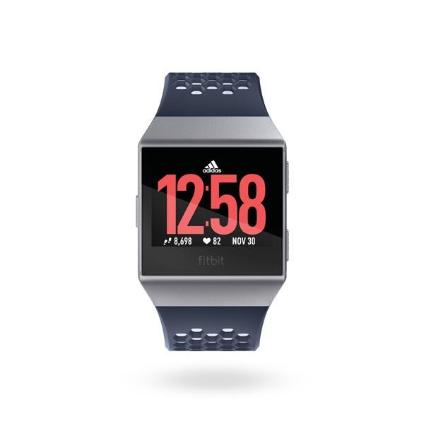 Fitbitのスマートウォッチ『Fitbit Ionic』のアディダスエディションが4月11日発売へ 6種のワークアウトをコーチングする独自アプリを搭載