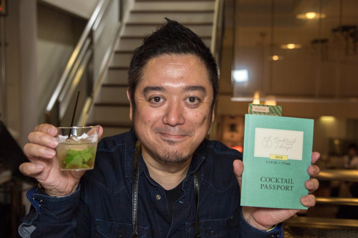 カクテルについて学んで都内66店舗の参加バーをホッピング! 『東京カクテル7デイズ』に参加してみた