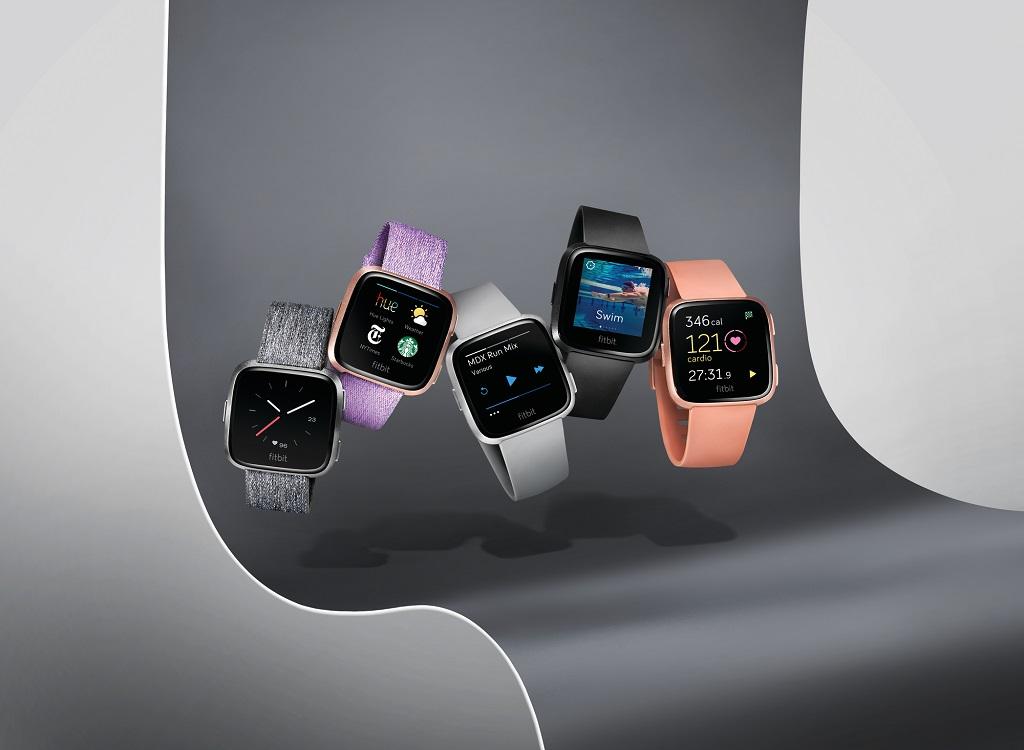 Fitbitの新スマートウォッチ『Fitbit Versa』が予約受付を開始 発売日は6月15日の模様