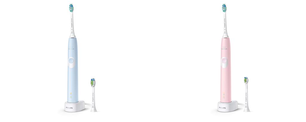"""電動歯ブラシ初心者に """"過圧防止センサー""""を全機種に搭載したフィリップスの『ソニッケアープロテクトクリーンシリーズ』が7月上旬に発売へ[PR]"""
