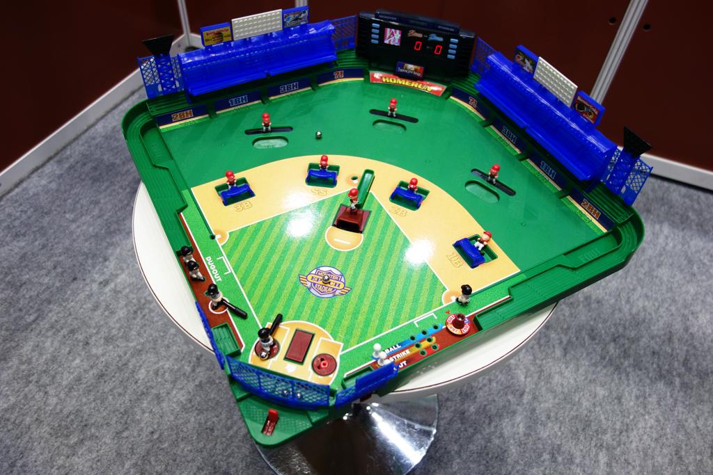 東京おもちゃショー2018:60周年を迎えた『野球盤』はめっちゃ進化してた
