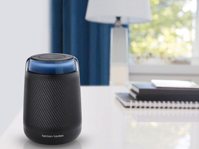 バッテリー内蔵で家の中を持ち運べるAlexa対応ポータブルスマートスピーカー『Harman Kardon Allure Portable』が8月31日発売へ