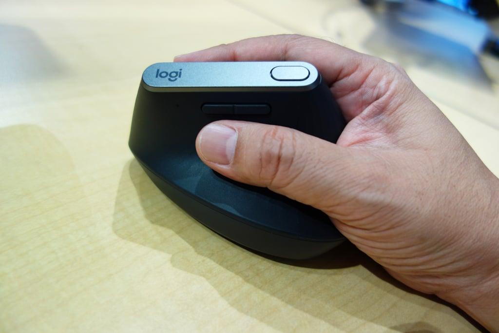 縦型マウスって何だ!? ロジクールが筋緊張と手の動きを低減する『ロジクール MX Vertical アドバンスエルゴノミックマウス』を9月20日に発売へ
