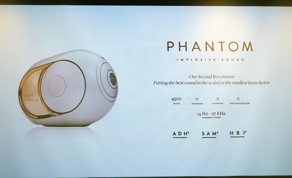 「デビアレと呼んでください」 仏Devialet社が高音質ワイヤレススピーカー『Phantom』の国内販売を開始