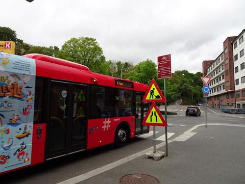 自転車用の道路標識
