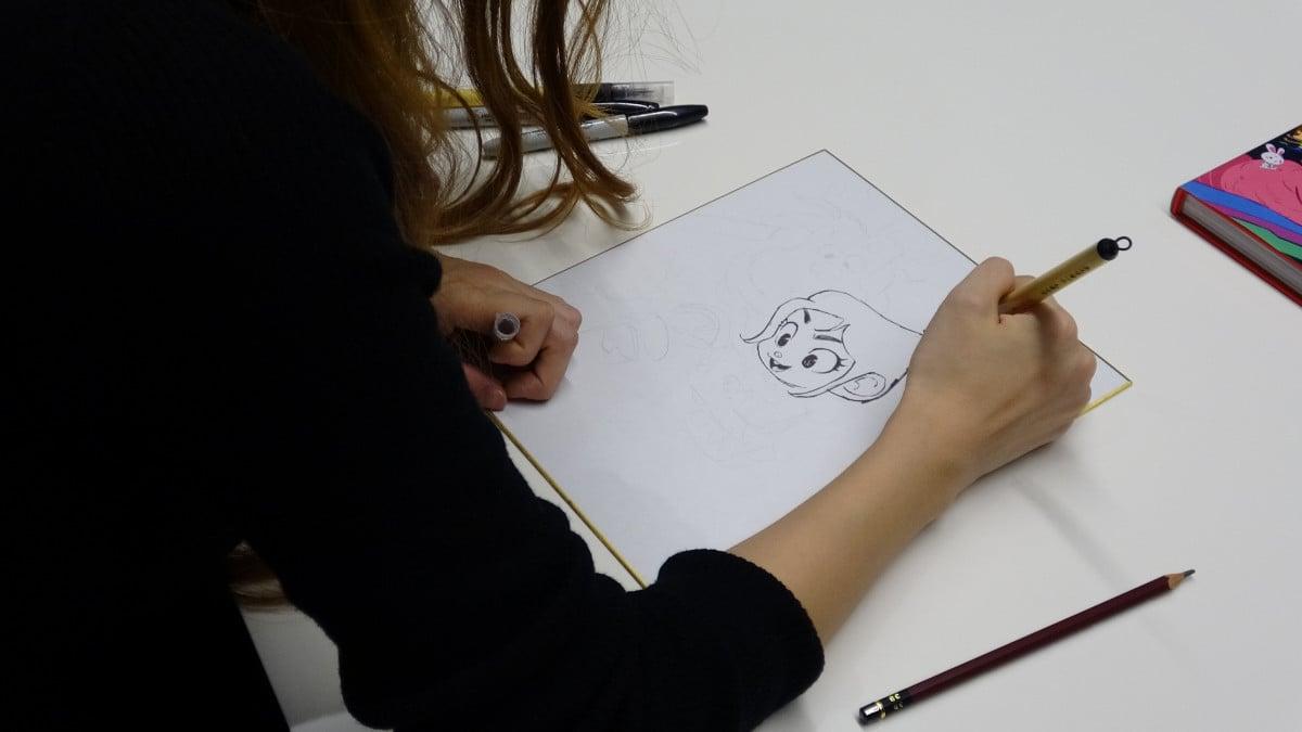 ガジェット通信は、なななんとアミさんご本人にヴァネロペ&ラルフのイラストを描いてもらうことに成功! 貴重なお絵描きシーンも動画でぜひご覧ください。
