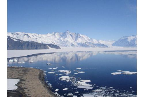 Mt Herschel, Antarctica