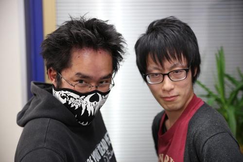 鎌首(左)・牛沢(右)