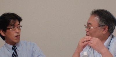 岸先生と高橋先生