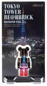 東京タワーベアブリック ダイヤモンドヴェール Ver.