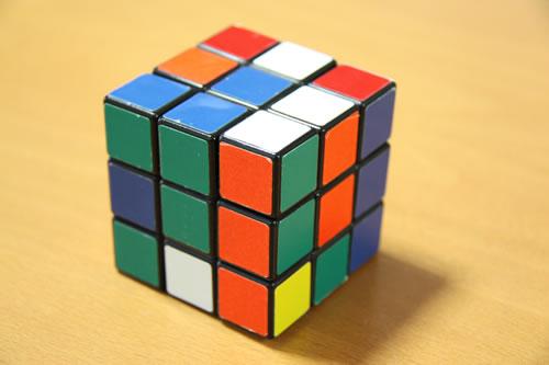 『ルービックキューブ』も30周年
