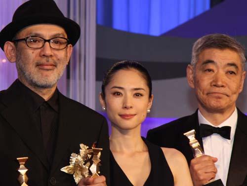日本アカデミー賞授賞式