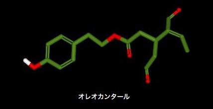 オリーブオイルの化学
