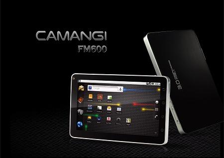 Camangi FM600