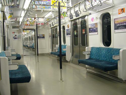 埼京線車内