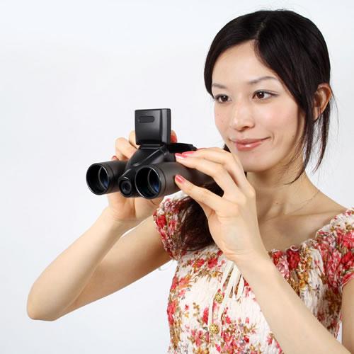双眼鏡デジカメ 8M