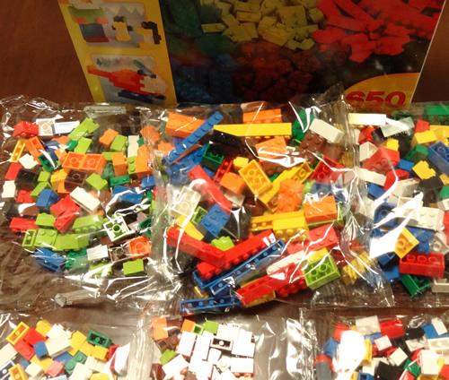 レゴ買った