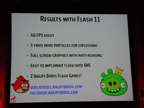 『Facebook』版の開発にFlashを利用