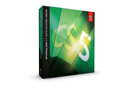 Adobe Creative Suite 5.5 Web Premium