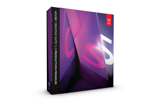 Adobe Creative Suite 5.5 Production Premium