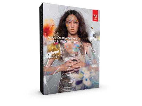 『Adobe Creative Suite 6 Design & Web Premium』