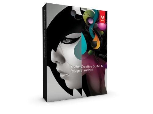 『Adobe Creative Suite 6 Design Standard』