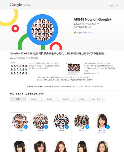 akb48-now-on-google
