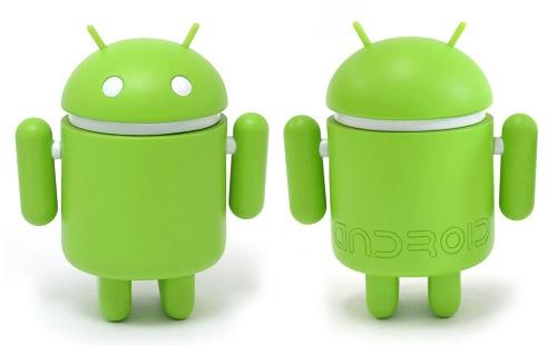 """あの""""ドロイド君""""フィギュアの正式ライセンス品『Android mini collectibles』が国内で発売決定"""