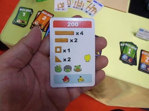 カードで指定されたユニットに自由にステージを組み上げる遊びも