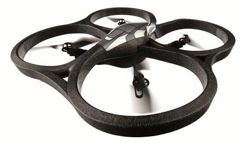 スマートフォンで操るラジコンヘリ『AR.Drone』がAndroidにも対応へ