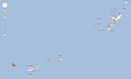 沖縄~与那国へ