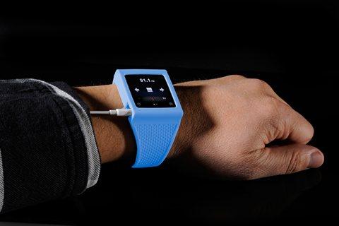 HEX Original watch bando for iPod nano 6G