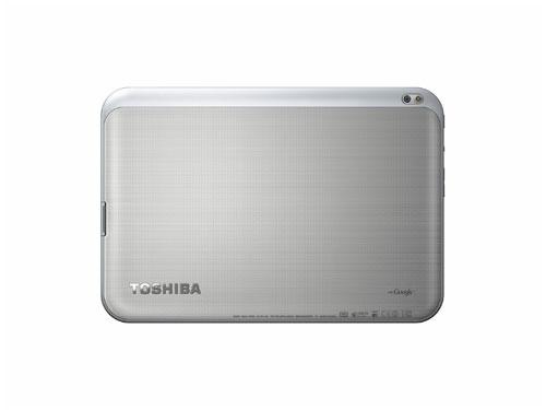 『REGZA Tablet AT500』背面