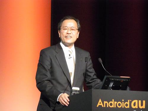 au新製品発表で発覚! KDDIの田中社長もファンというMAD『総統閣下シリーズ』とは?