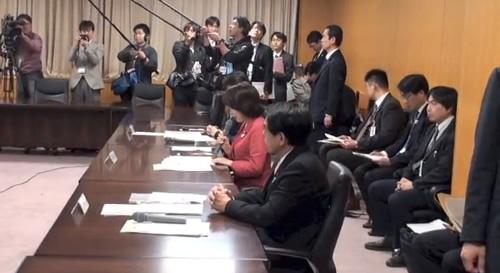 幼児教育無償化に関する関係閣僚・与党実務者連絡会議(第1回)
