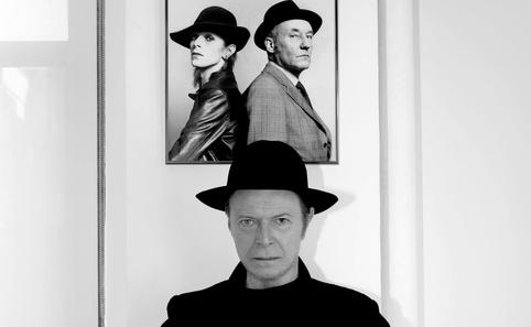 David Bowie Cafe