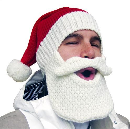 BeardHead ニットキャップ サンタ