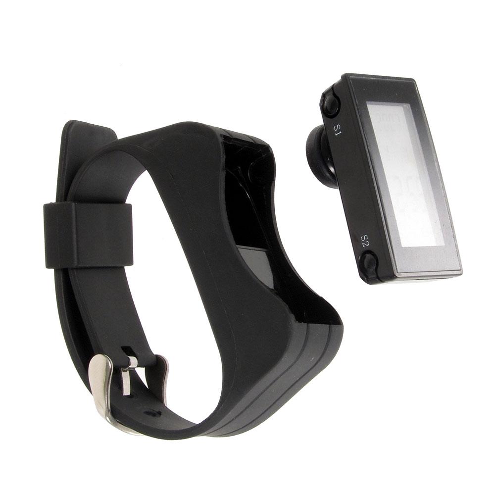 Bluetoothヘッドセットデジタル腕時計