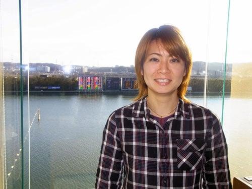 【BOATRAEC女子】プロペラを武器に伸ばして「まくる」―女子王座決定戦に初出場の平田さやか選手にインタビュー